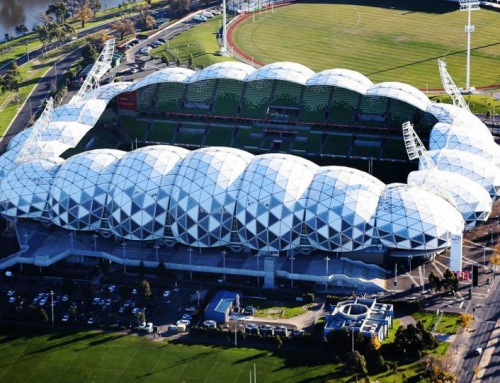 AAMI Stadium Sound System