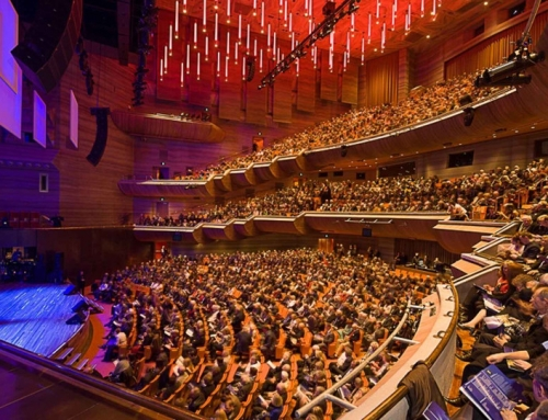Hamer Hall Internal Broadcast Systems