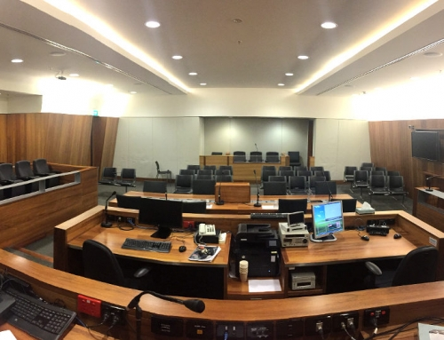 Court Technology Sandbox