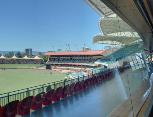 Adelaide Oval Western Grandstand