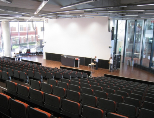 Swinburne University Advanced Technology Building Lecture Theatre
