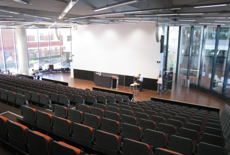 Swinburne University Advanced Technology Building Lecture Theatre